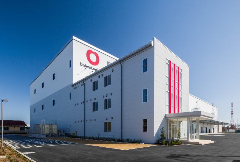 TES-AMM JAPANオフィス外観